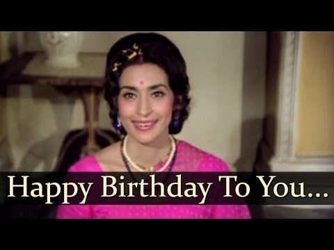 Sajan Bina Suhagan - Happy Birthday To You - Aarti Mukherjee...
