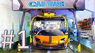 New Car Wash 2019 Auto car wash Service gameplay walkthrough 1 android & ios