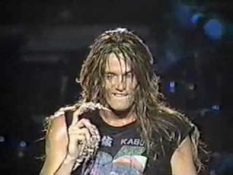 Skid Row - 18 And Life Live 1992 video
