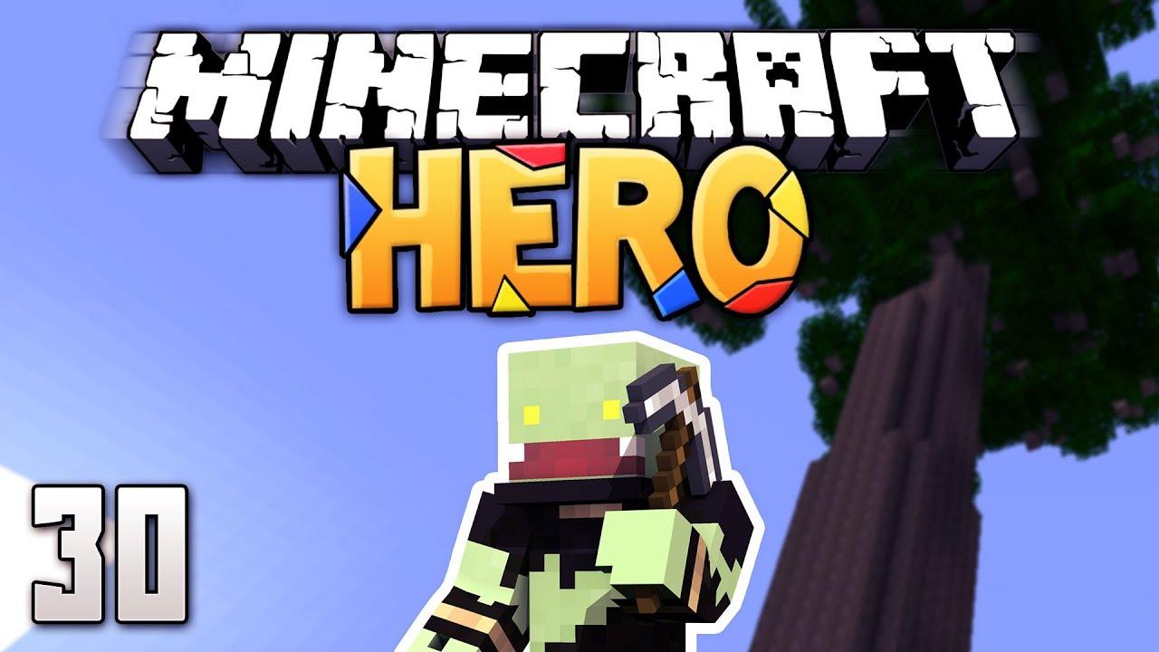 Minecraft hero 30 ich pflanze meinen schatz youtube