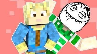 Dansk Minecraft - EMIL TROLLER MIKKEL!!
