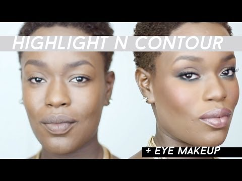 Highlight & Contour LA Girl Pro Concealer Demo Fawn + Toast