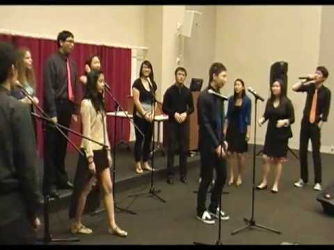 Use Somebody - As Made Famous By Kings Of Leon (performed By Shine A Cappella) video