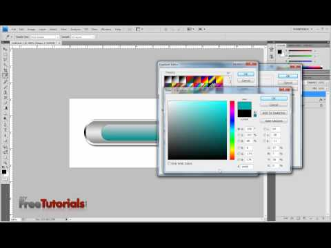 Make Website Button in Photoshop Urdu Tutorial.mp4
