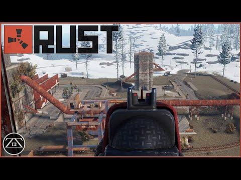 Rust ☢️ Solo 28 ► Stream 44 - Güterbahnhof looten