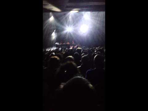 Underworld live at Royal Festival Hall. Underworld - mmm skyscraper I love you. 2014