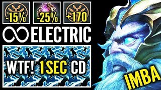 U can't Escape from Zeus don't Waste Town Portal Scroll - Zeus Cancer Mini Stun Hero by MP Dota 2