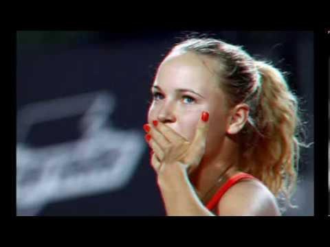 Australian Open Caroline Wozniacki shocked by Garbine Muguruza as Maria Sharapova advances