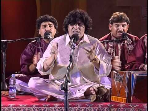 Qawwali-flamenco - Tere Ishq Ne Nashaya video