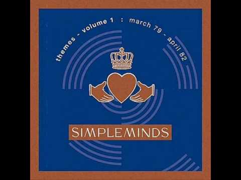 Simple Minds - Themes Vol 1 - theme 3 - This earth that you walk upon