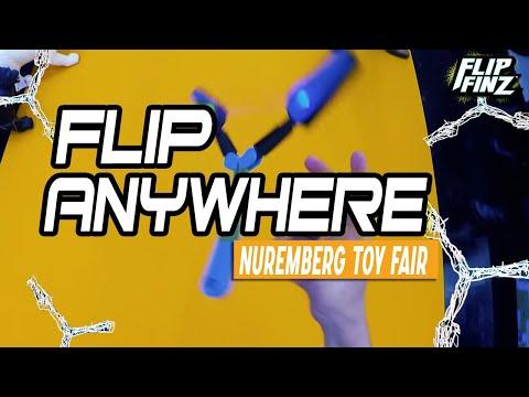 Flip Anywhere | Flip Finz in Nuremberg