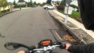 2009 Ducati Monster 696 walk around review