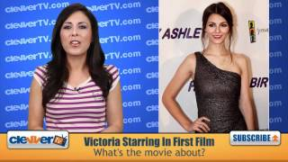 Fun Size - Victoria Justice To Star In First Major Movie 'Fun Size'