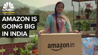 Can Amazon Succeed In India?
