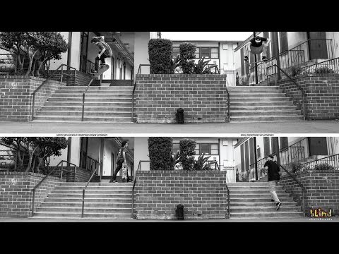 MICKY & SEWA - DOUBLES | BLIND SKATEBOARDS #FORDAYS
