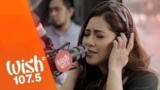 Moira Dela Torre sings  Malaya  LIVE on Wish 1075