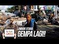 Video Amatir Detik-detik Gempa Kembali Guncang Lombok