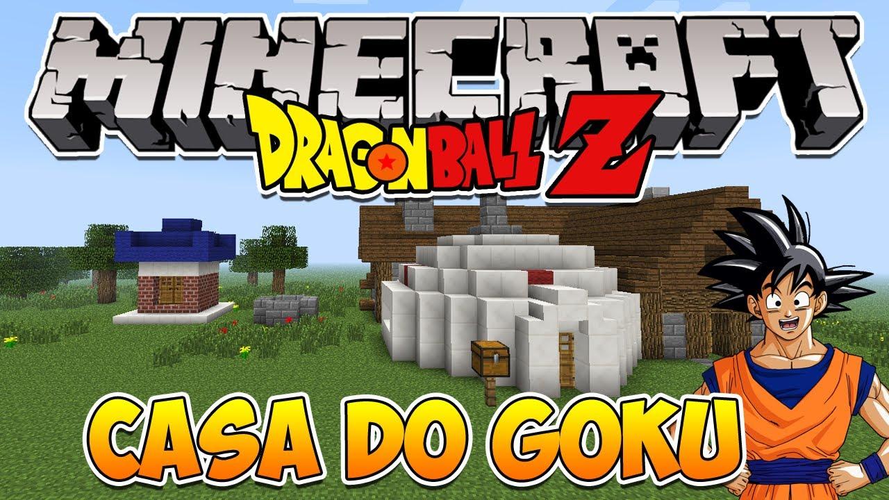 how to build goku in minecraft