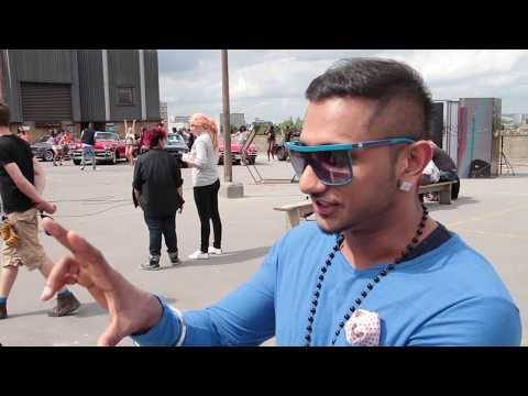 HIGH HEELS BEHIND THE SCENES  JAZ DHAMI FT YO YO HONEY SINGH