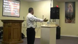 """IEAYS Parte 1 Conferencia Para Mujeres Cristianas """"¿Mujer Donde Estas Sentada?"""" Efesios 1:3"""