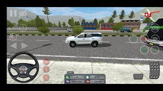 Toyota fortuner car mod new update