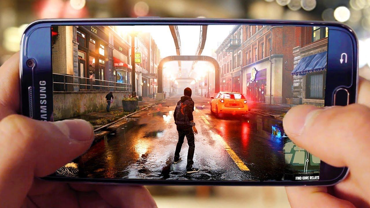 Мобильные игры на андроид 2017