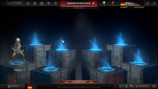 Quake Champions CTF with Sorlag #2