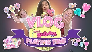 Vlog Playing with Zoo Balloos #43