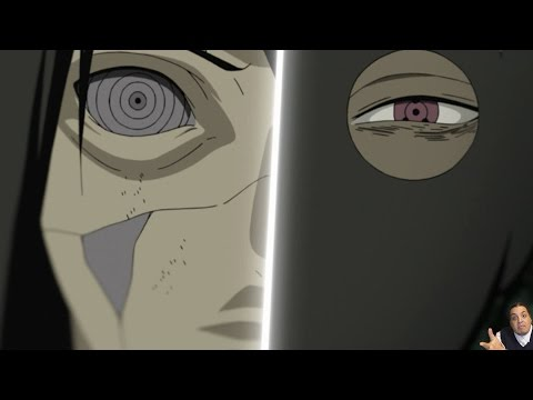 Naruto Shippuden Episode 391 -ナルト- 疾風伝 Anime Review/Reaction- Madara Uchiha Revived Vs Naruto/Sasuke