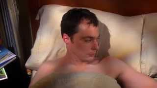 The Big Bang Theory - Drunk Sheldon and Geology feat. Stephen Hawking S07E20 [HD]