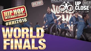 UpClose View: Fusion - Philippines | Silver Medalist MegaCrew Division at HHI's 2018 World Finals