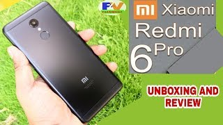 Redmi 6 Pro Unboxing And Full Review Hindi - First Look And New Mobile Phone.
