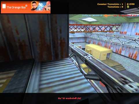 Cs:go - fnatic vs envyus dust2 - esl one cologne 2015 - grand final map 1