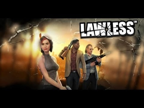 Shooter App Lawless App Review iPad (Gameplay)(Walkthrough)