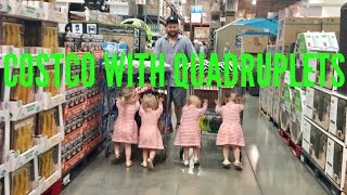 WHAT ITS LIKE IN COSTCO WITH 4 TWO YEAR OLDS