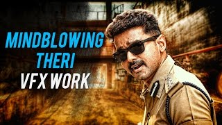 THERI, fascinating VFX Breakdown. Watch it to BELIEVE !