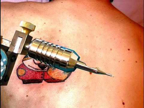 How to TATTOO  (All The Basics)