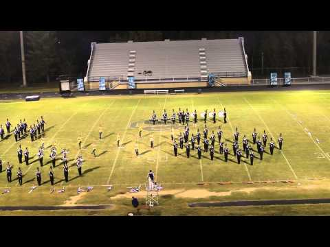 2013 Sevier County High School Marching Band - Best of Queen