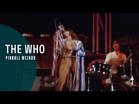 The Who - Pinball Wizard (Live @ The Isle Of Wight Festival)