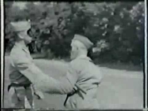 Defendo jujutsu flashback WW2 training Image 1