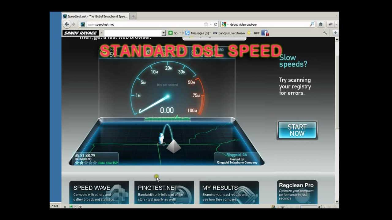 dsl to fiber optic speedtest how to youtube. Black Bedroom Furniture Sets. Home Design Ideas
