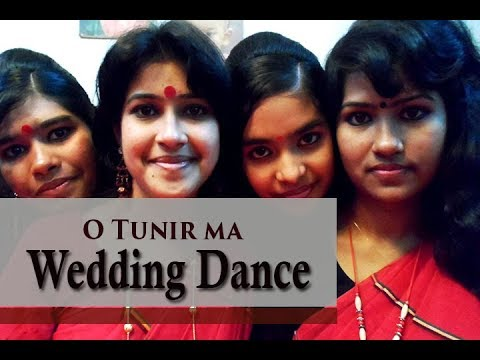Wedding Dance (O Tunir Ma) Pabna Bangladesh.
