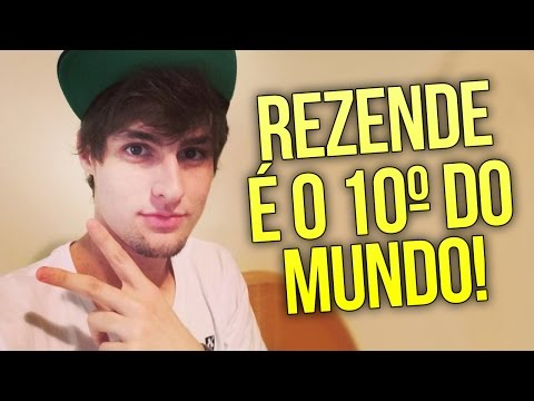 REZENDEEVIL TOP 10 DO MUNDO!!