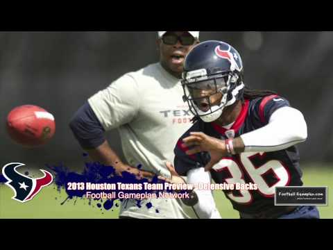 Football Gameplan's 2013 NFL Team Preview - Houston Texans