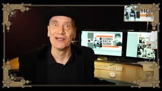 CRA's 2014 Wilko Acceptance Speech  | Classic Rock Magazine