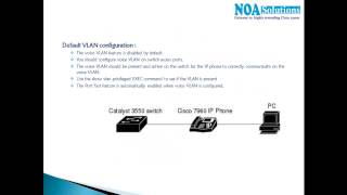 CCNP Switch (300 - 115) version 2.0: Extended and voice vlan