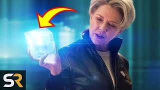 Captain Marvel Answered An Important Question About The Tesseract