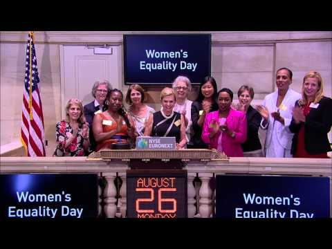 Congresswoman Carolyn Maloney D-Manhattan, Queens Commemorates Women s Equality Day on August 26
