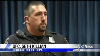 Man who attempted suicide by cop meets officers who saved his life