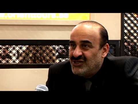 Sheikh Faisal Al Qassemi, Chairman, Orient Tours at PART 1 of 2 @ ITB 2010